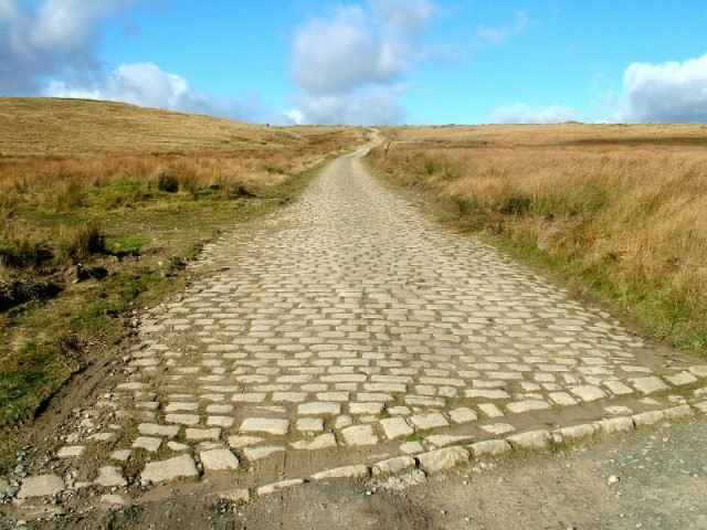 Cotton Famine Road